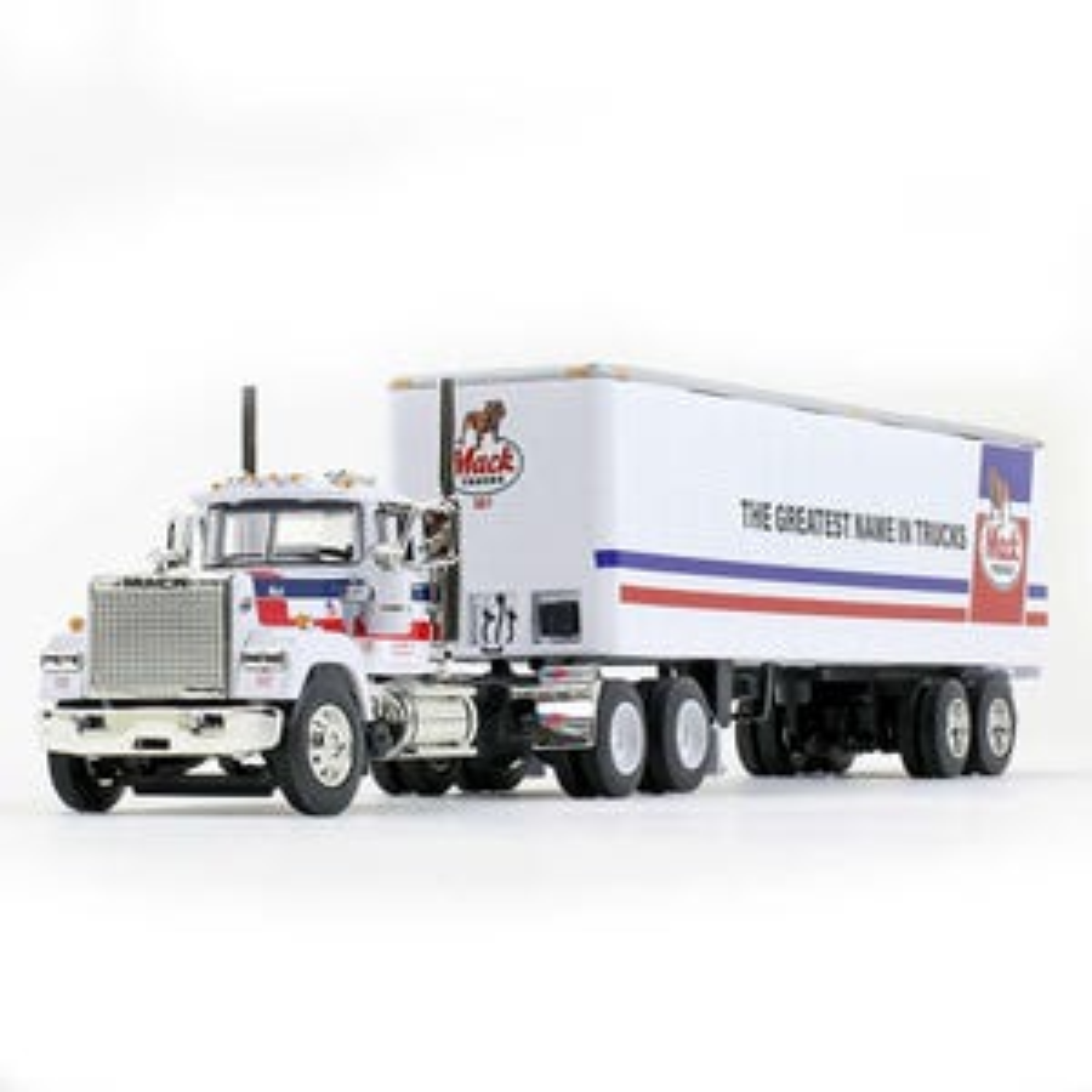 The Greatest Name in Trucks